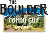 Logo - The Boulder Condo Guy